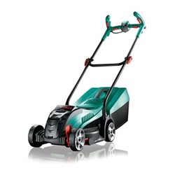 Rotak 32 LI Ergoflex Cordless lawnmower, 36V Lithium-ion battery, green