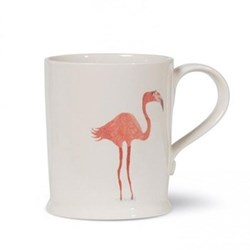 Flamingo & Pineapple Very useful jug, H12cm