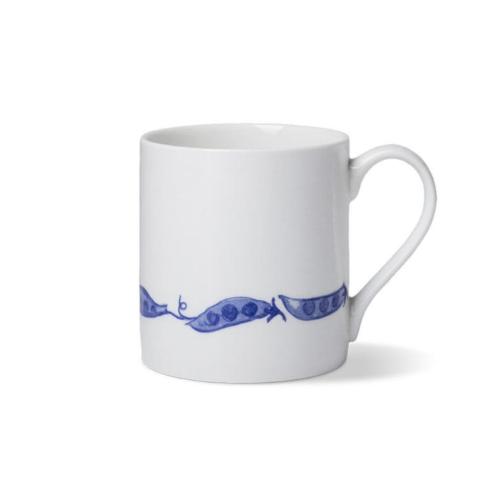 English Garden - Pea Pod Mug, Dia8.5 x H9cm - 1 pint