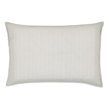 Willow Cushion, 60 x 40cm, sage