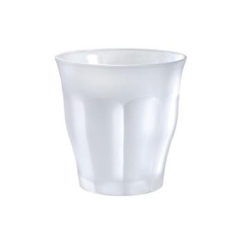 Set of 6 glass tumblers D8.7 x H9cm - 25cl