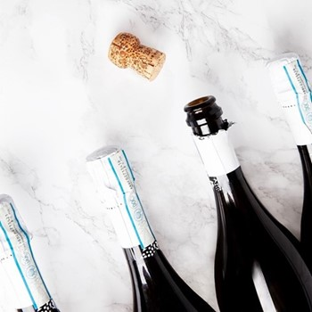 Case of extra dry 'skinny' Prosecco 6 bottles