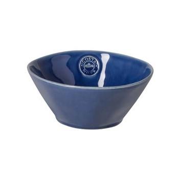 Nova Small salad/serving bowl, 19cm, denim