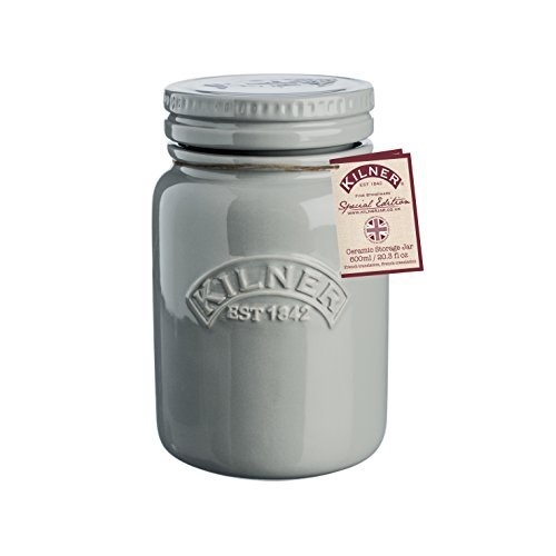 Storage jar, 600ml, Moonlight Mist