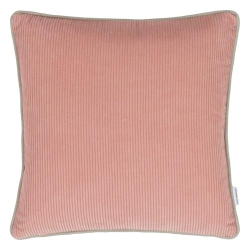 Corda Cushion, H43 x W43cm, Blush
