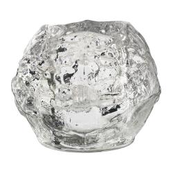 Snowball Large votive, H9 x W10.5cm