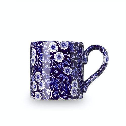Calico Mug, 28.4cl - 1/2pt, Blue