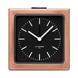 Alarm clock H8.5 x L8.5 x D6cm