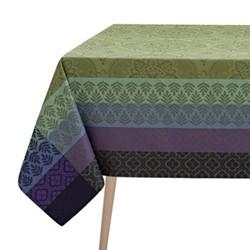 Bastide Tablecloth, 175 x 175cm, olive