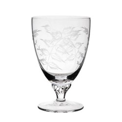 Fern Set of 6 bistro glasses, 225ml