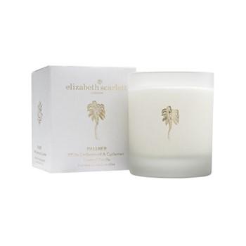 Palmier White Cedarwood & Cylamen Candle, 9cm