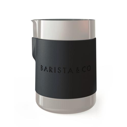Shorty Professional milk jug, 600ml, Steel