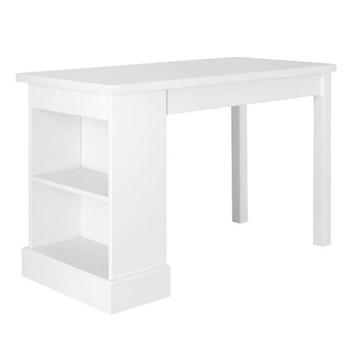 Revision Desk, H76 x W121 x D60cm, silk white