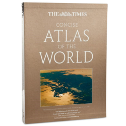 The Times Concise Atlas of the World, hardback