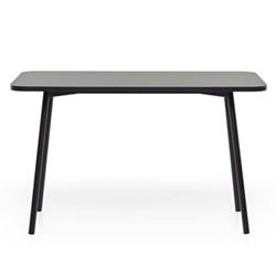 Friday Desk, 60 x 72 x 120cm, black/fenick