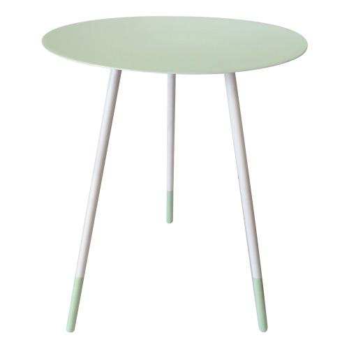 Large round table, H59cm x Dia45cm, Pistachio