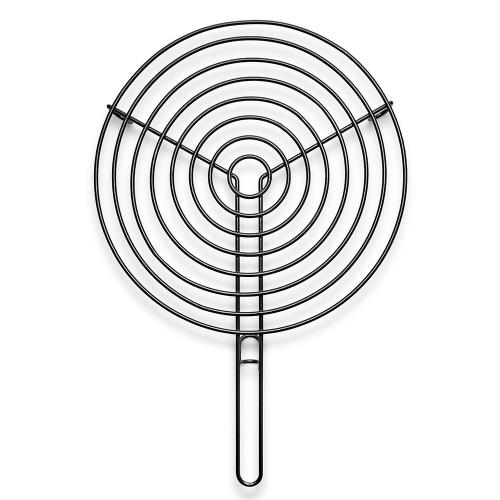 Fire Globe Grill grid, 90x37.8x59.8, Black