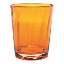 Bei Set of 6 tumblers, 32cl, orange