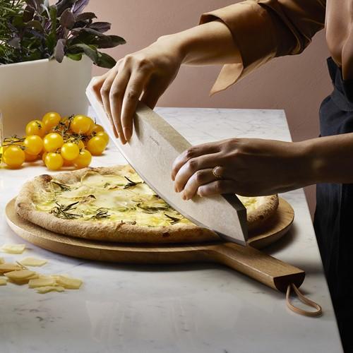 Nordic Kitchen Pizza/herb knife, H8 x W37 x D2.5cm