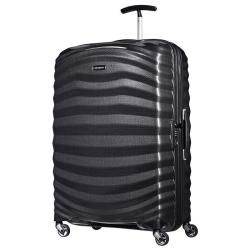 Lite-Shock Spinner suitcase, 75cm, black