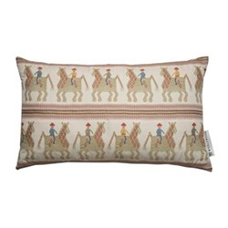 Caballo Cushion, 42 x 70cm, multi