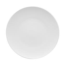 Loft Service plate, 33cm, White