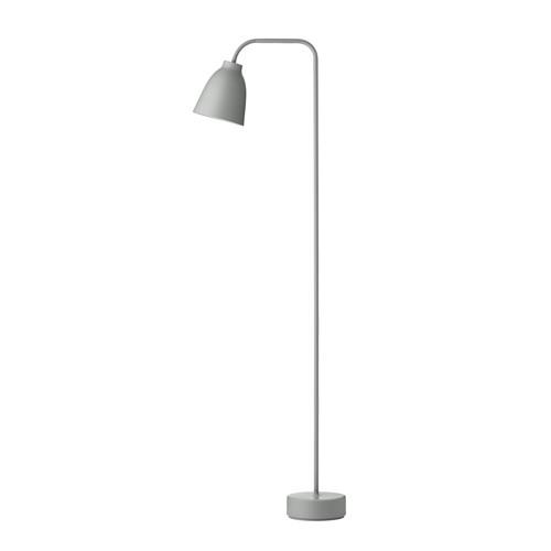 Caravaggio Read Floor lamp, H110 x Dia16cm, Grey25