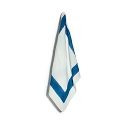 Cornice Midnight Blue Table Linen