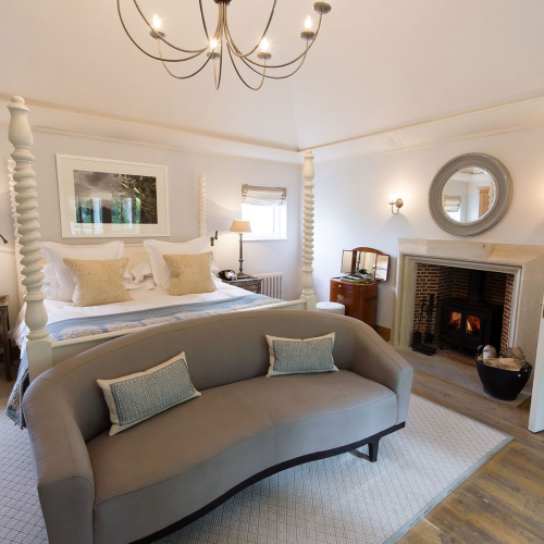 Gift Voucher towards one night at Lime Wood for two, Hampshire