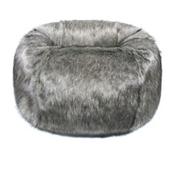 Signature Collection Giant beanbag, 80 x 110cm, lady grey