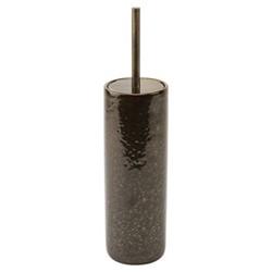 Ugo Toilet brush holder, L38.5 x Dia10cm, vintage bronze
