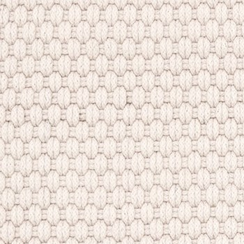Rope Polypropylene indoor/outdoor rug, W183 x L274cm, ivory