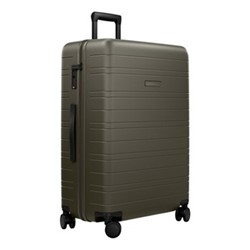 H7 Large check-In trolley suitcase, W52 x H77 x D28cm, dark olive