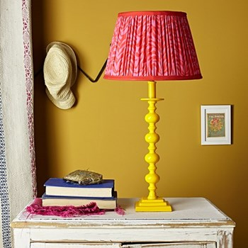 Canary Table lamp - base only, H44 x W11cm, lamp