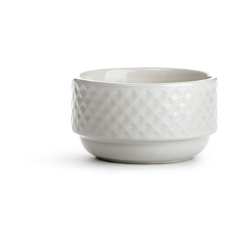Coffee & More Stackable bowl, Dia12cm, white