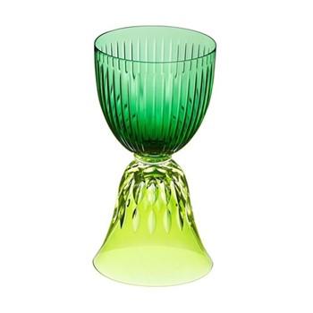 Les Endiables Stella glass, green