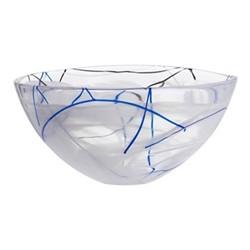 Contrast Bowl, D35cm, white