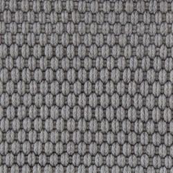 Rope Polypropylene indoor/outdoor rug, W76 x L244cm, graphite