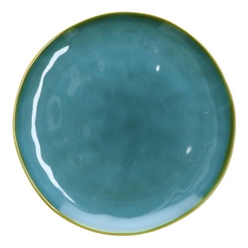 Concerto Set of 4 salad plates, Dia20cm, Blue