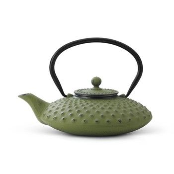 Xilin Teapot, 1.2 litre, green