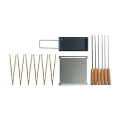 Yaki Premium barbecue accessories, L30 x W18 x H2cm