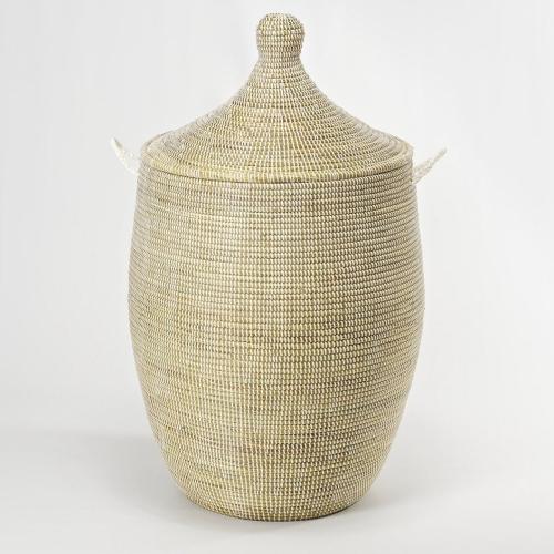 Alibaba Laundry basket, 80 x 43cm, Natural