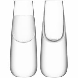 Bar Culture Pair of shot glasses, 35ml, clear