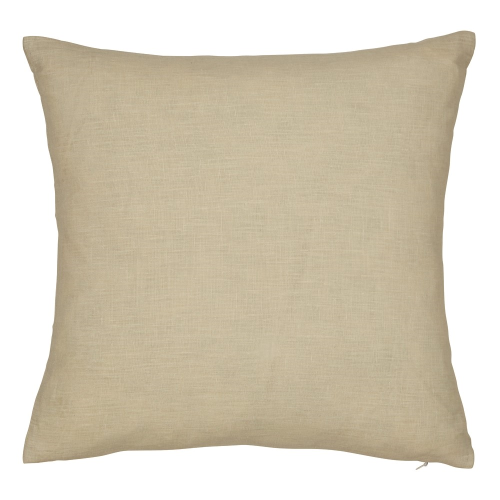 Bullerswood Square cushion, 40cm, Charcoal