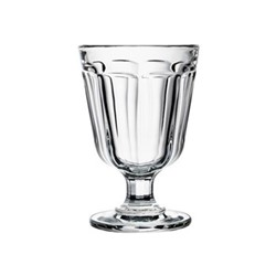 Anjou Set of 6 stemmed glasses, 23cl, clear