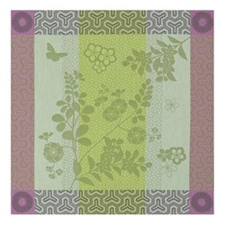 Asia Mood Set of 4 napkins, 58 x 58cm, almond