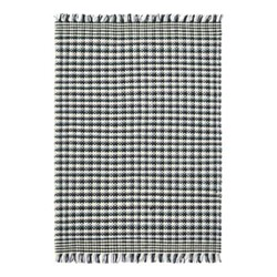Atelier Coco Rug, 160 x 230cm, black/purple