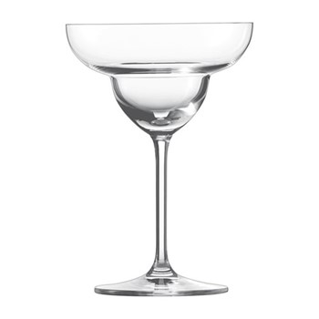 Bar Special Set of 6 margarita cocktail glasses, H16.6 x D11.4cm - 305ml, clear