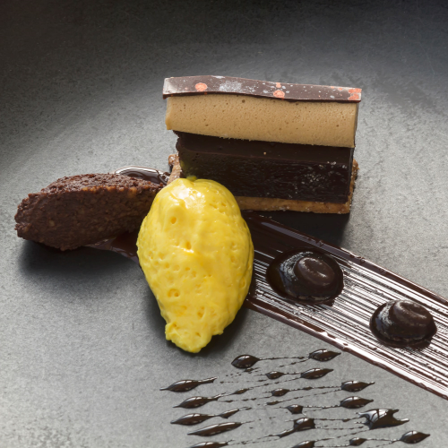 Michelin star tasting menu for two at L'ecrivain