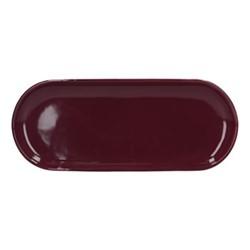 Barcelona Serving tray, L30 x W12cm, plum